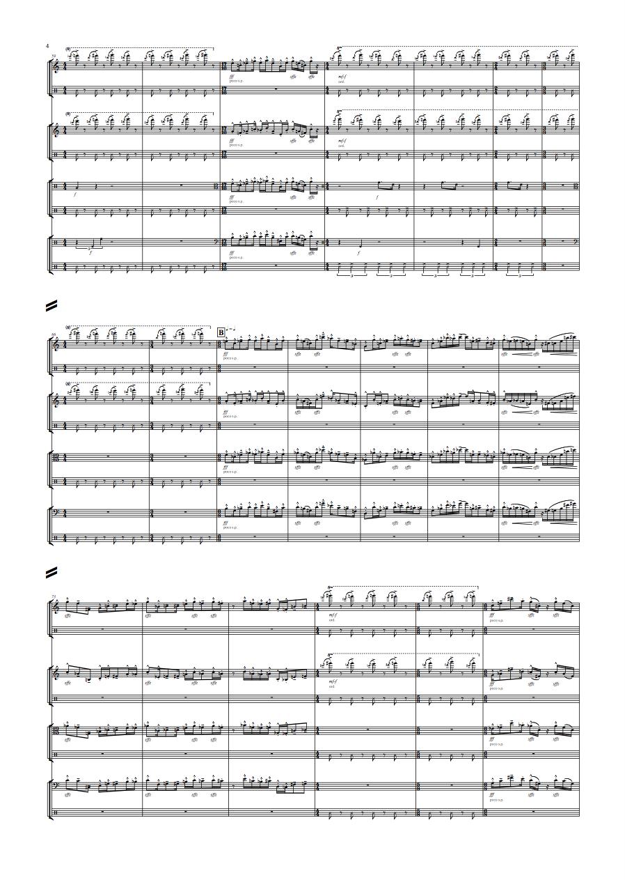 johannes fischer: kompositionen